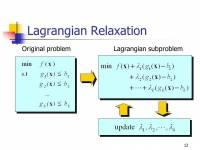 حل مسأله حمل و نقل با استفاده از روش آزادسازی لاگرانژ در نرم افزار GAMS